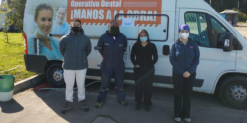 Ya está en marcha el operativo dental para empresas socias de CChC Los Ángeles noticias
