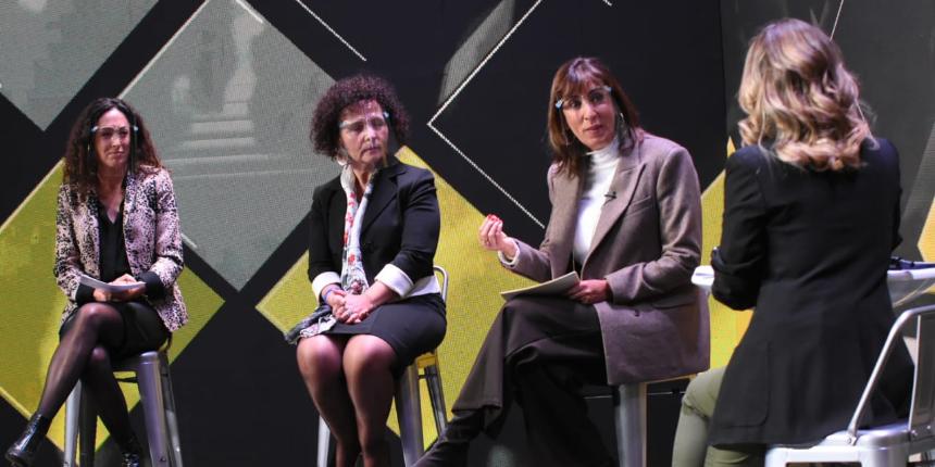 Premio Mujer Construye: un hito para la participación de la mujer en la construcción noticias