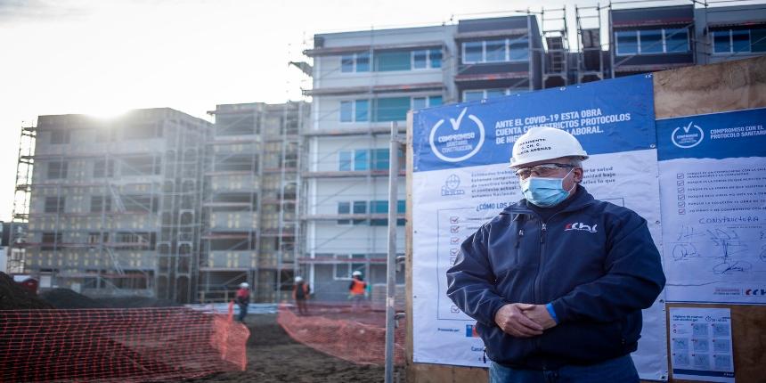 El 100% de las empresas socias de CChC Punta Arenas están adheridas al Protocolo Sanitario noticias