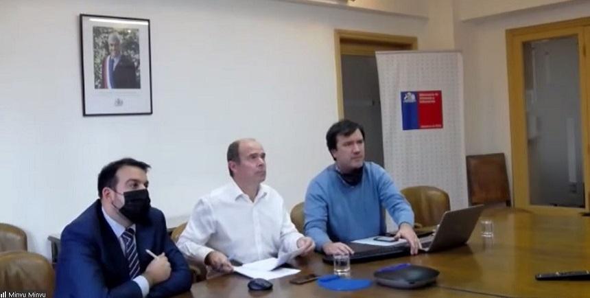 Modelo de pequeño condominio de Cerro Florida impulsado por CChC Valparaíso genera consensos entre autoridades del Minvu noticias