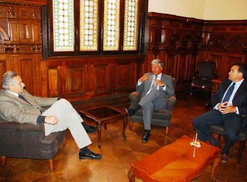 CChC Valparaíso se reunió con alcalde Castro para analizar temas de interés gremial noticias