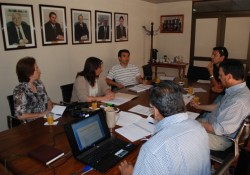 Comisión de Áridos analiza propuesta de la DOM  noticias