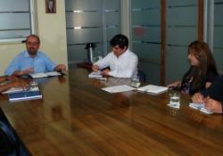 CChC-CORFO y SERNAM coordinan futuras acciones para inserción laboral femenina en el sector noticias