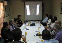Comité de Proveedores participa en la presentación de proyectos de inversión comunal 2012  noticias