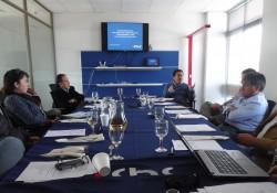 Representantes de CChC Arica se reunieron con gerente del Plan de Zonas Extremas noticias