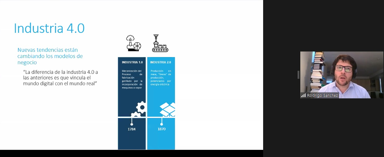 CChC Chillán desarrolló charla sobre el futuro de la construcción noticias