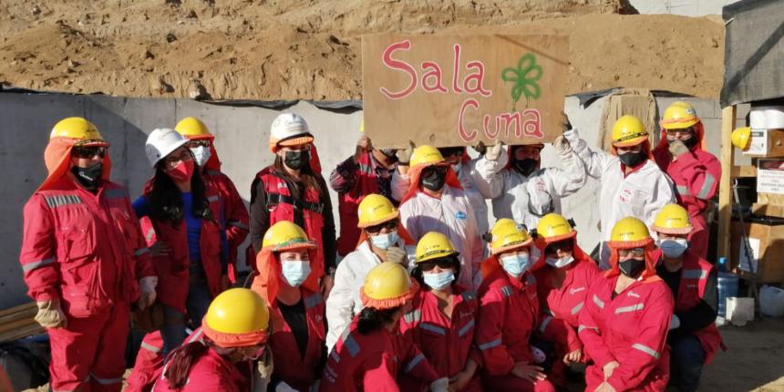 CChC premia a primer proyecto en Sudamérica construido exclusivamente por mujeres noticias