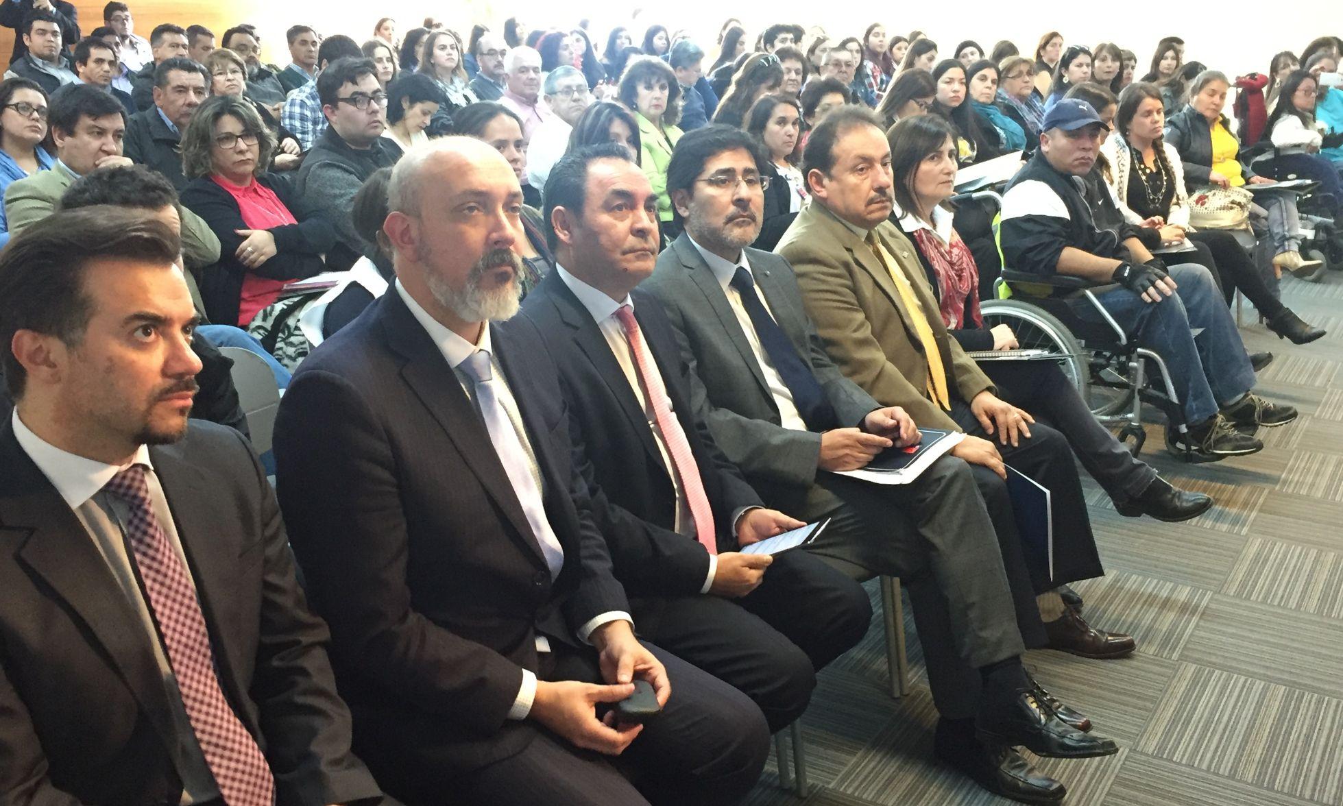 Seminario abordó los desafíos de la ley de Inclusión laboral en Los Ángeles noticias