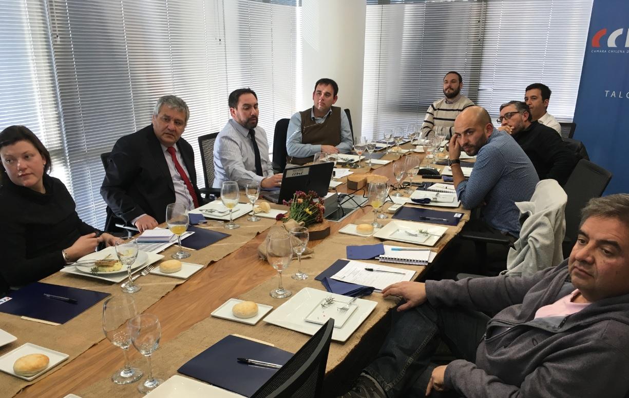 Serviu presenta proyectos urbanos a socios del Comité de <mark>Infraestructura</mark> noticias