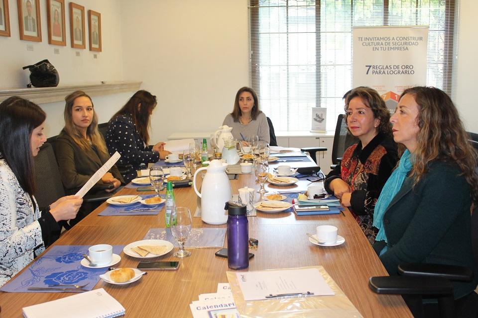 CChC Social se reunió para proyectar 2019 en Chillán noticias