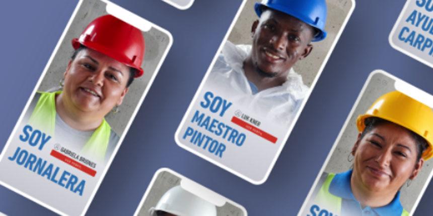¿Ya conoces el portal de empleos en construcción que lanzó la Cámara Chilena de la Construcción? noticias