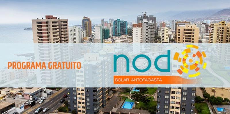 """Abiertas las inscripciones para programa gratuito """"Nodo Solar Antofagasta"""" noticias"""
