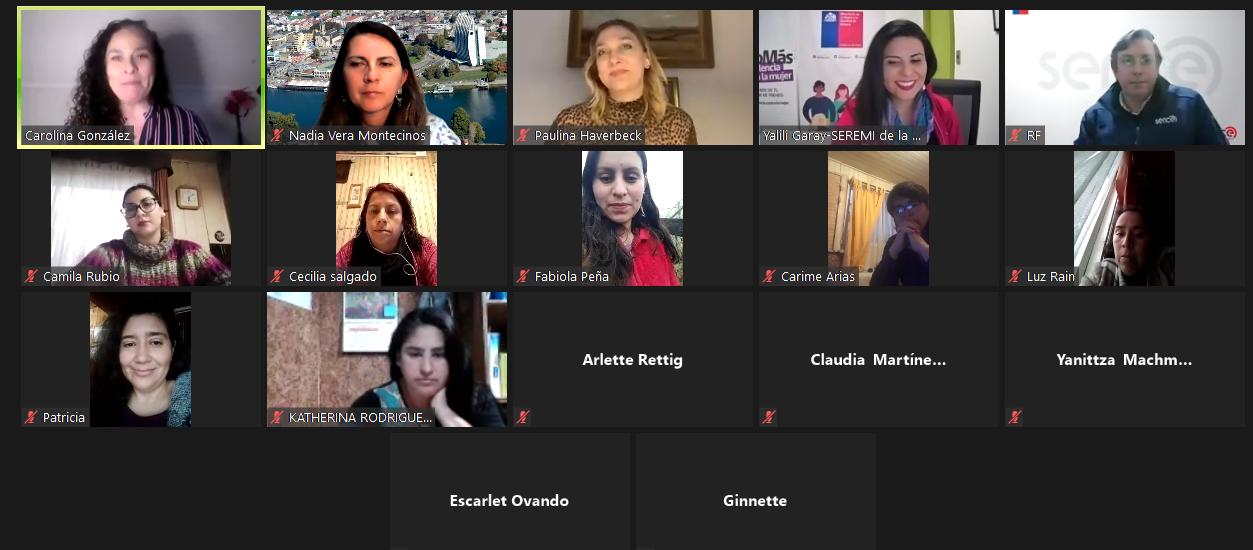 CChC Valdivia realizó charla para motivar la incorporación de las Mujeres en las Obras de la Construcción noticias