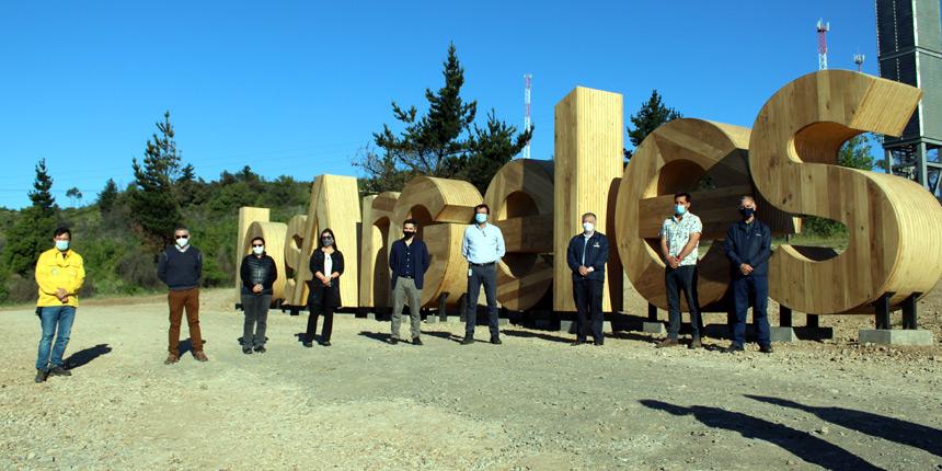 Consejo Urbano de Los Ángeles visitó instalación del hito de acceso norte de la ciudad noticias