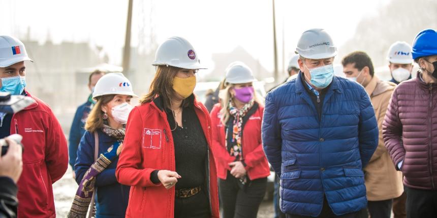 Ministra de la Mujer y autoridades de la CChC participaron en conversatorio en Chillán sobre inserción laboral femenina en Industria de la construcción noticias