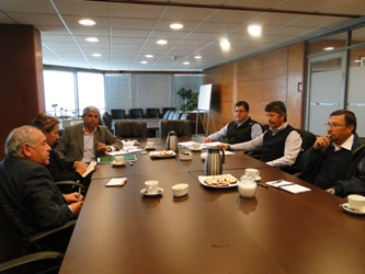 Representantes de la Delegación Ñuble asistieron a Reunión de Comisión I+D+I realizada en Concepción noticias
