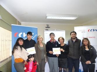 """CCHC SOCIAL Y FUNDACIÓN SOCIAL ENTREGA BECA """"PREUNIVERSITARIO"""" noticias"""