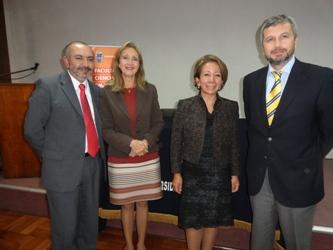 Delegación Ñuble participa de Aniversario de Facultad DE Ciencias Empresariales UBB noticias