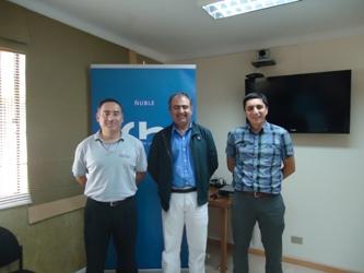 Comisión de Salud Ocupacional en Ñuble  noticias