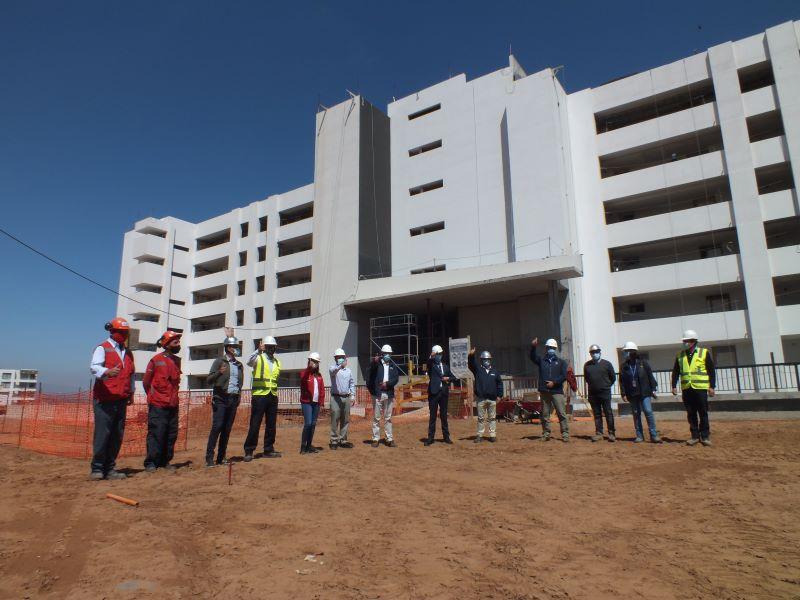 """Presidente CChC La Serena, Sergio Quilodrán """"Seguiremos reforzando que nuestras obras están preparadas para trabajar de manera segura"""" noticias"""